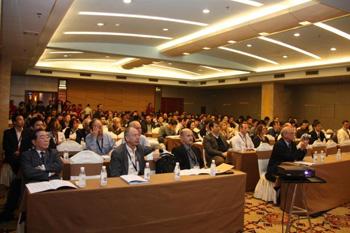 会议照片_我校承办的第四届亚太地区冬季等离子体光谱化学会议举行